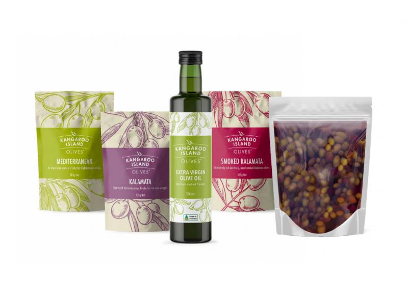 Wild Olives Pantry Box