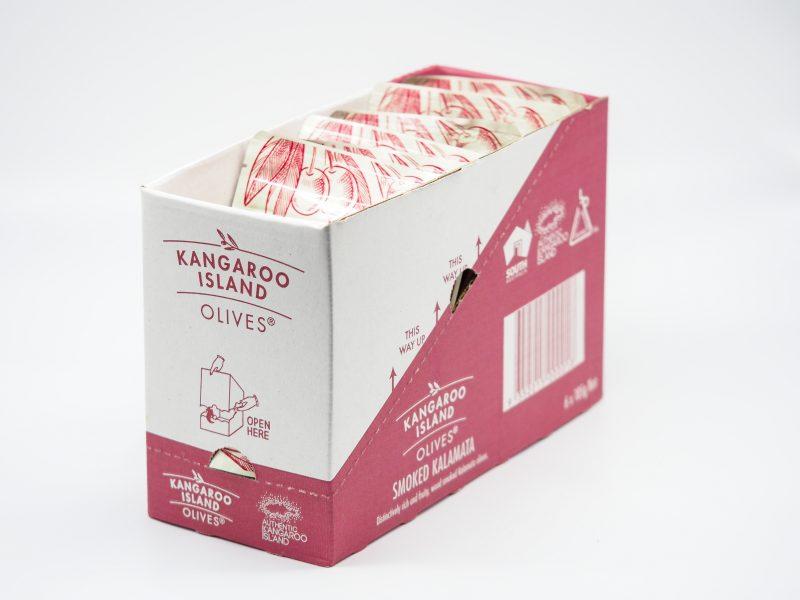 Smoked Kalamata Box